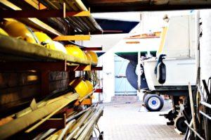 Yachtwinterlager Ostsee