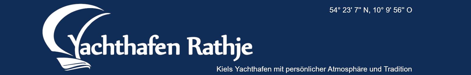 Yachthafen Rathje Logo