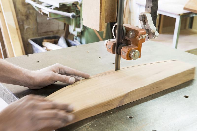 Holzarbeiten Yachtwerft Rathje Kiel