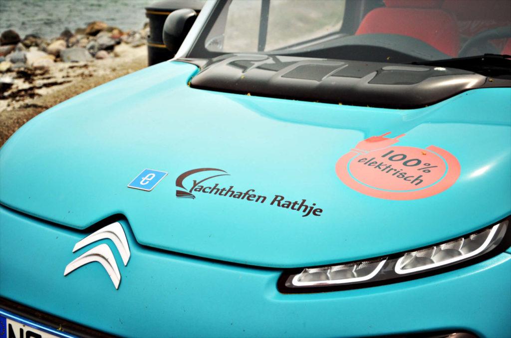 Citroen E-Mahari Elektroauto 100% elektrisch in Kiel mieten