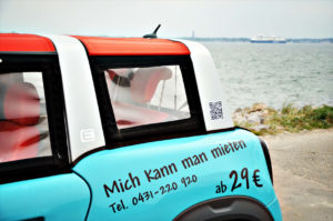 Elektroauto günstig in Kiel leihen