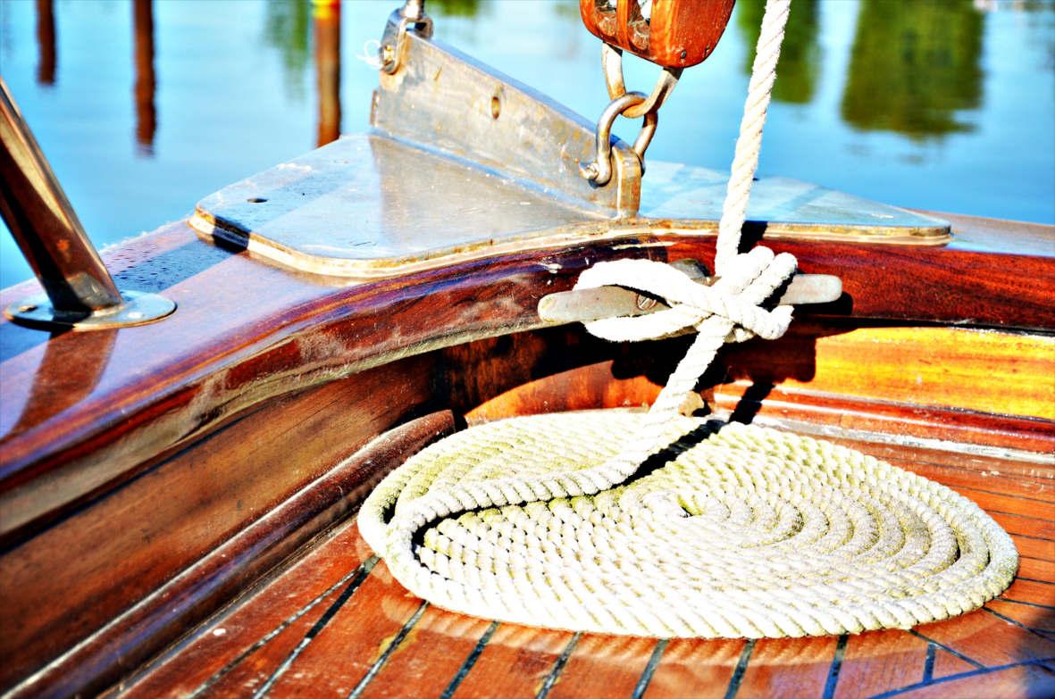 Gastliegeplätze in der Kieler Förde im Yachthafen Rathje