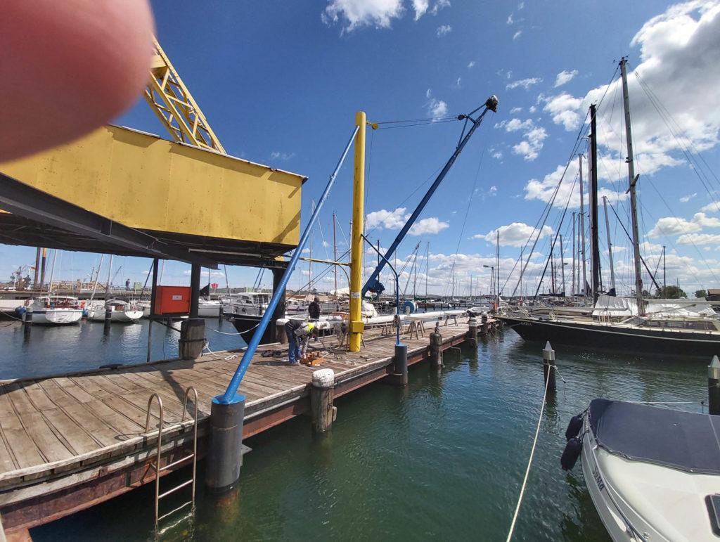 Yachthafen-Rathje