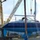 Rathje Werft im Sommer