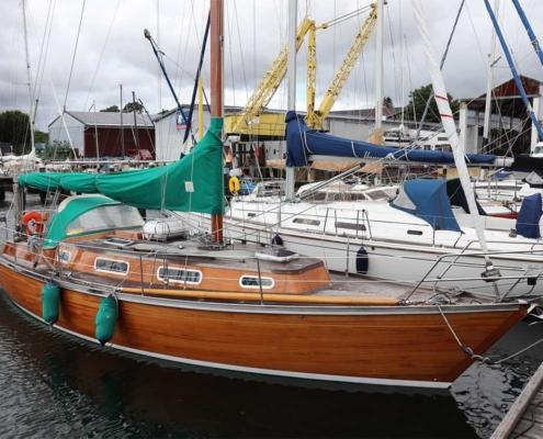 Segelyacht Classica