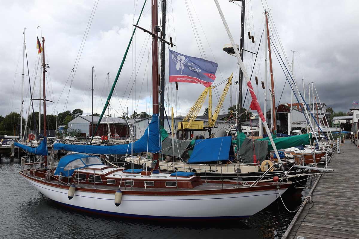 Segelyacht Salta Marina