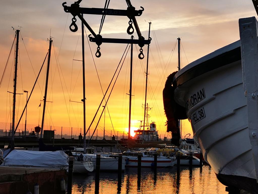 Rathje Werft und Yachthafen