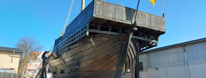 Bootsbau Werft Kiel