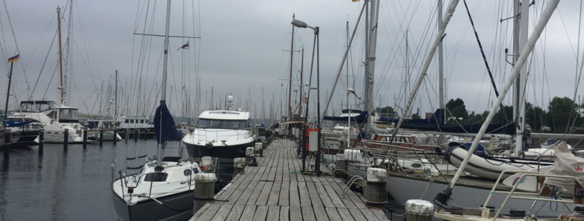 Stegbau Kiel