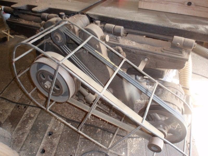 Woodstation Altholz-Möbel