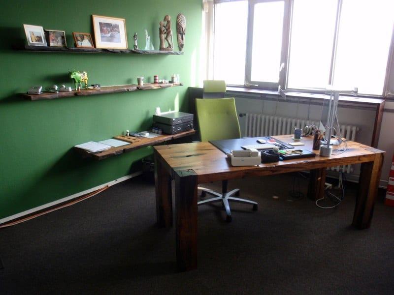 Woodstation Büromöbel