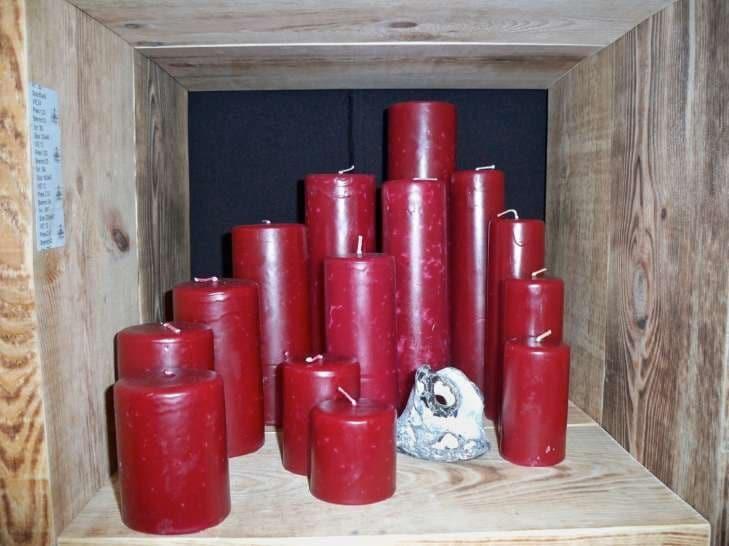 Woostation burnt Möbelserie